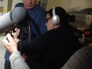Radha Shoot - Rochelle Muzquiz pulls focus