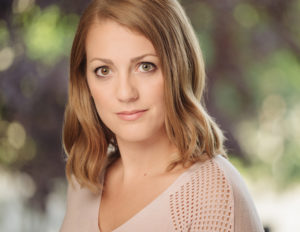 Nicole Chaffin is Lauren in Exceptionals web series