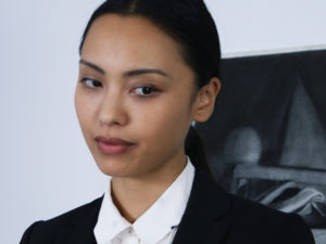 Levy Tran stars as Rachel LaTour