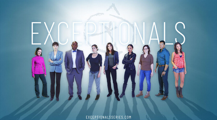 Exceptionals Poster