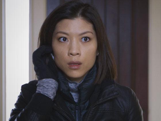 Bridget Liu who has telepathy