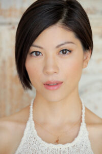 Amy Tsang, writer and actress in Los Angeles
